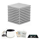 billige Magnetiske leker-1000 pcs 3mm Magnetiske leker Magnetiske kuler Magnetiske leker Supersterke neodyme magneter Magnetisk Stress og angst relief Office Desk Leker Lindrer ADD, ADHD, angst, autisme Nyhet Teenager