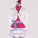 cheap Anime Hoodies & Sweatshirts-Inspired by Love Live Cosplay Anime Cosplay Costumes Cosplay Suits Solid Colored Coat / Dress / Bow For Men's / Women's