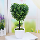 رخيصةأون المكعبات-زهور اصطناعية 1 فرع كلاسيكي الحديثة / المعاصرة / الزفاف نباتات أزهار الأرض