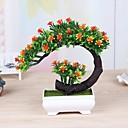 billige Kunstig Blomst-Kunstige blomster 1 Gren Klassisk Bryllup / Enkel Stil Planter Bordblomst