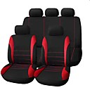 cheap Car Seat Covers-Car Seat Covers Seat Covers Red / Green / Blue Fabric Business / Common For universal