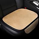 זול כיסויי למושבים לרכב-ODEER כריות למושבי הרכב כריות המושב בז' סיבים סינתטיים נפוץ עבור אוניברסלי כל השנים כל הדגמים