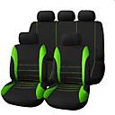 ieftine Husă Scaun Auto-Husă Scaun Auto Coperți pentru scaune Rosu / Verde / Albastru Material Textil Afacere / Obișnuit Pentru Παγκόσμιο Universal Παγκόσμιο