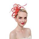 povoljno Party pokrivala za glavu-Žene Kentucky Derby Vintage Elegantno Šeširi Vjenčanje Party - Jednobojni / Lan / Mrežica / Sva doba