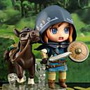 olcso Rajzfilmfigurák-Anime Akciófigurák Ihlette Zelda legendája Láncszem PVC 10 cm CM Modell játékok Doll Toy