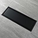 povoljno Drenažne cijevi-Odvod New Design Suvremena Nehrđajući čelik 1pc - Kupaonica Podno postavljeno