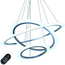 olcso Csillárok-Függőlámpák Háttérfény Mások Fém Akril Tompítható, LED, Távirányítóval szabályozható 110-120 V / 220-240 V LED fényforrás / Beépített LED