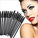 preiswerte andere Bürsten-50 Stück Makeup Bürsten Professional Make-up Pinsel Augenbraue-Bürste Künstliches Haar Umweltfreundlich / Professionell Plastik