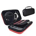 baratos Acessórios para Nintendo Switch-Bolsas Para Nintendo Interruptor ,  Portátil Bolsas PU Leather 1 pcs unidade