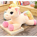 cheap Stuffed Animals-Unicorn Stuffed Animal Plush Toy Animals Lovely Comfy Cotton / Polyester All Toy Gift 1 pcs