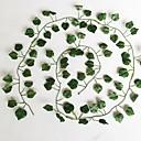 رخيصةأون نباتات اصطناعية-زهور اصطناعية 1 فرع كلاسيكي الحديث الزهور الخالدة أزهار الحائط