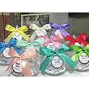 billige Gaveesker-Taper Shape Plast Gaveholder med Spredt Perle Blomstermotiv Stil Godterikrukker og flasker - 1 Deler