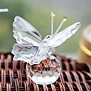 abordables Sous-verres pour Invités-verre A Fleurs / Amour Dessous de Verre Pour Invitée - 1 pcs Pièce / Set Amis / Papillon Toutes les Saisons