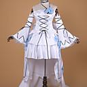 voordelige Anime kostuums-geinspireerd door Chobits Cosplay Anime Cosplaykostuums Cosplay Kostuums / Jurken Effen Kleur Kleding / Kostuum Voor Heren / Dames