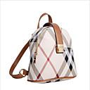 cheap Backpacks-Women's Bags Polyester Backpack Zipper Black / Yellow / Wine