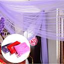 abordables Rubans de Mariage-Créatif / Couleur unie Maille / Filet Rubans de mariage - 3 pcs Pièce / Set Ruban en gros-grain Résidentiel / Intérieur / Extérieur