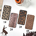 cheap Earrings-Case For Apple iPhone XR XS XS Max Frosted Full Body Cases Leopard Print Hard PC for iPhone X 8 8 Plus 7 7plus 6s 6s Plus SE 5 5S