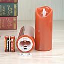 preiswerte Kerzen & Kerzenhalter-Moderne zeitgenössische Kunststoff Kerzenhalters Kandelaber 1pc, Kerze / Kerzenhalter