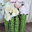 billiga Other Kåpa Organisering-Konstgjorda blommor 1 Gren Klassisk Moderna Eviga Blommor korg med blommor