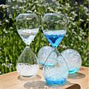זול עיצוב וקישוט לקיר-חפצים דקורטיביים, זכוכית מודרני עכשווי ל קישוט הבית מתנות 1pc