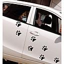 זול רכב הגוף קישוט והגנה-לבן / שחור מדבקות לרכב סרט מצוייר / ספורט / סגנון חמוד סטיקרים / רכב זנב מדבקות אנימציה מדבקות