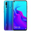 "ieftine Montaj Flush-Huawei nova 4 48MP 6.4 inch "" Smartphone 4G ( 8GB + 128GB 2 mp / 16 mp / 48 mp Hisilicon Kirin 970 3750 mAh mAh )"