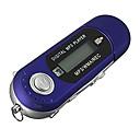 abordables Lecteur MP3-portable mini mp3 lcd display numérique usb stick musique lecteur mp3 support tf capacité max 32g support fm radio