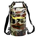 olcso Futóruházat-15 L Vízálló Dry Bag Floating Roll Top Sack Keeps Gear Dry mert Vízi sportok