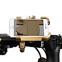 ราคาถูก อุปกรณ์เสริมฐานติดตั้งและตัวยึดโทรศัพท์-WEST BIKING® Mount Skidproof Easy to Install ป้องกันการกระแทก สำหรับ จักรยานใช้บนถนน จักรยานปีนเขา อลูมิเนียมอัลลอยด์ iPhone X iPhone XS iPhone XR จักรยาน สีเงิน แดง ฟ้า