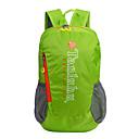billiga Ryggsäckar och väskor-35 L Lättpackbar ryggsäck Ryggsäckar - Lättvikt Torkar snabbt Bärbar Utomhus Camping Lagsporter Nylon Grön Blå Violet t