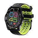 voordelige Smartwatches-GS8 Heren Smart horloge Android iOS Bluetooth Smart Sportief Waterbestendig Hartslagmeter Bloeddrukmeting Stopwatch Stappenteller Gespreksherinnering Activiteitentracker Slaaptracker / Aanraakscherm
