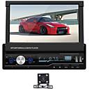 tanie Samochodowy odtwarzacz  DVD-SWM T100G+4LEDcamera 7 in 2 DIN Pozostałe OS Samochodowy odtwarzacz multimedialny / Samochodowy odtwarzacz MP5 / Samochodowy odtwarzacz MP4 GPS / MP3 / Wbudowany Bluetooth na Univerzál RCA / Inne