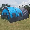 رخيصةأون مفارش و خيم و كانوبي-7 شخص خيمة شاحنات خيمة التخييم العائلية في الهواء الطلق ضد الهواء الدفء خفيف جدا (UL) طبقة واحدة قطب الماسورة أنبوب و نفق خيمة التخييم 1000-1500 mm إلى صيد السمك شاطئ تخييم جلد PU