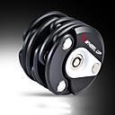 halpa Satulalaukut-Wheel up Taitettava ketjun lukko Hampurilukko Kannettava Kulutuksen kestävä Turva Käyttötarkoitus Maantiepyörä Maastopyörä Pyöräily Metalli Musta / Valkoinen Musta Sininen