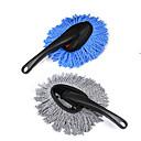hesapli Araç Temizlik & Kuaför Malzemeleri-Araba temizleme fırçası multi-fonksiyonel araç silgi temizleme kir toz temiz fırça toz aracı