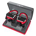 abordables Ecouteurs & Casques Audio-ZEALOT H10 Dans l'oreille Sans Fil Ecouteurs Ecouteur Le gel de silice Sport & Fitness Écouteur Sports & Activités d'Extérieur / Avec Microphone Casque
