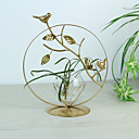cheap Decorative Objects-Decorative Objects, Metal Modern Contemporary Simple Style for Home Decoration Gifts 1pc