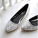 povoljno Ženske ravne cipele-Žene Eko koža / Zmijska koža Ljeto Ležerne prilike Ravne cipele Ravna potpetica Krakova Toe Obala