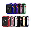 hesapli Smartwatch Bantları-Pouzdro Uyumluluk Apple Apple Watch Series 3 / Apple Watch Series 2 / Apple Watch Series 1 Silikon Apple