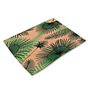 cheap Placemats-Contemporary Nonwoven Square Placemat Patterned Eco-friendly Table Decorations 1 pcs