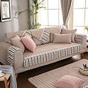 رخيصةأون غطاء-أريكة وسادة مخطط مبطن بوليستر الأغلفة