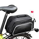 cheap Bike Frame Bags-ROSWHEEL 10 L Bike Rack Bag Waterproof Rain Waterproof Wearable Bike Bag 600D Ripstop Bicycle Bag Cycle Bag Cycling Outdoor Exercise