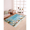 cheap Rugs-Doormats Sports & Outdoors Flannelette, Rectangle Superior Quality Rug