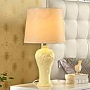 זול מנורות שולחן-פשוט דקורטיבי מנורת שולחן עבור חדר שינה קרמיקה 220V