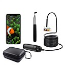 cheap Microscopes & Endoscopes-8 mm lens Industrial Endoscope 500 cm Working length Waterproof Portable Handheld