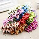 abordables Fleurs Artificielles-Fleurs artificielles 12 Une succursale Classique Mariage Calla Lily