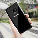 voordelige Mobiele telefoonhoesjes-hoesje Voor Samsung Galaxy Galaxy S10 / Galaxy S10 Plus Ultradun / Transparant / Magnetisch Volledig hoesje Effen Hard Gehard glas / Metaal voor Galaxy S10 / Galaxy S10 Plus / Galaxy S10 E