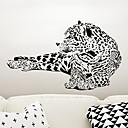 halpa Seinämaalaukset-Koriste-seinätarrat - Hohtavat seinätarrat / Animal Wall Tarrat Eläimet Olohuone / Makuuhuone / Keittiö