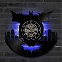levne Nástěnné hodiny-vinyl záznam hodiny batman téma cd záznam hodiny