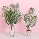 billige Kunstige planter-Kunstige blomster 1 Afdeling Klassisk Moderne Moderne Europæisk Planter Evige blomster Bordblomst